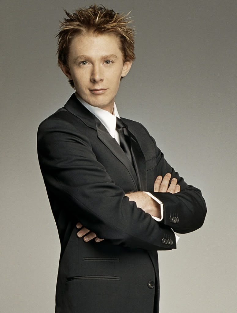 Contestant Clay Aiken ca. 2003