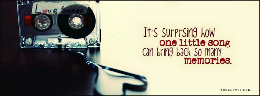 Music Quotes Facebook Covers