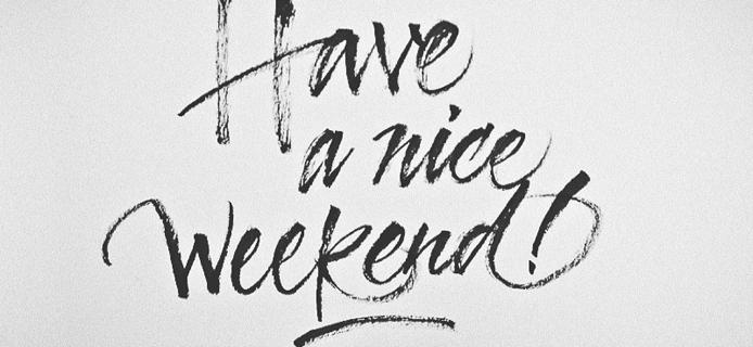 Clay aiken happy week end clay aiken news network - Week end a nice ...