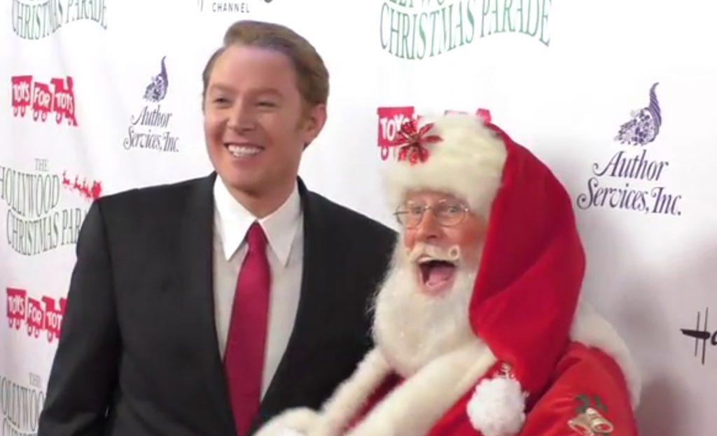 Aiken Christmas Parade 2021 Clay Aiken I Love A Parade Clay Aiken News Network
