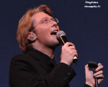 Bing Crosby Ill Be Home For Christmas.I Ll Be Home For Christmas Clay Aiken News Network