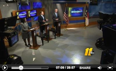 ABC 11 Debate