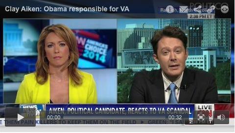 CNN: Obama Responsible for VA