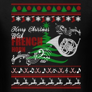 christmas-french-horn