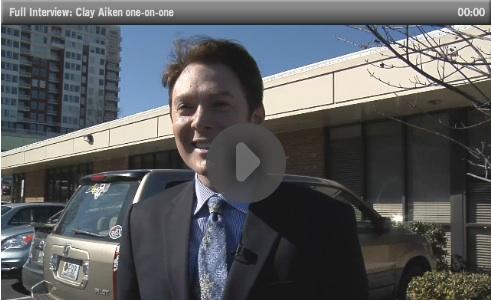 WNCN: Clay Aiken officially joins NC Congress race